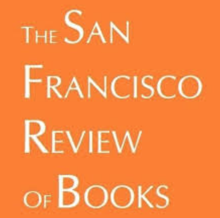 New 5-Star Review from the San Francisco Review of Books!!!